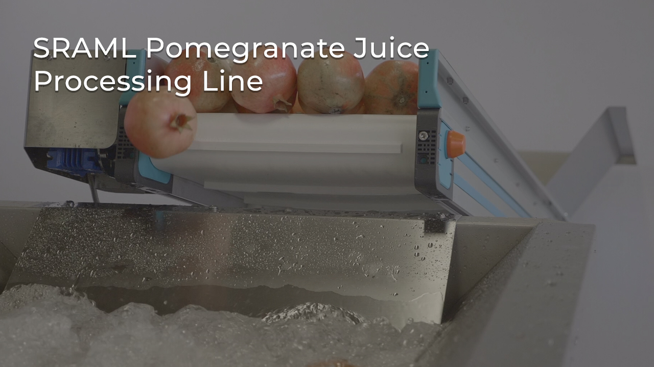 SRAML-Pomegranate-Juice-Processing-Line